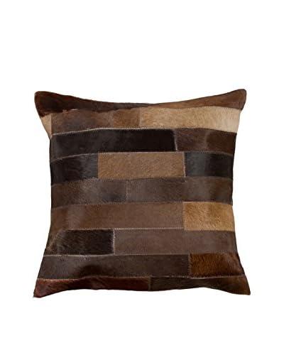 Torino Madrid Pillow, Brown