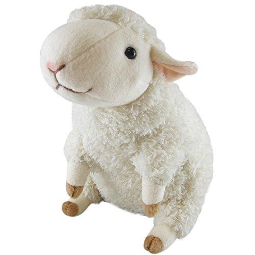 小さい子の髪にかわいいフェイスタオルで作る「羊巻きタオル」