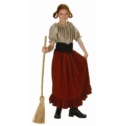 RG Costumes 91120-S Renaissance Peasant Costume - Size Child-Small