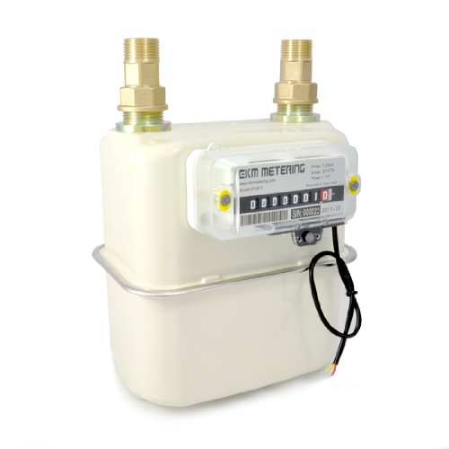 "3/4"" Pulse Output Gas Meter"