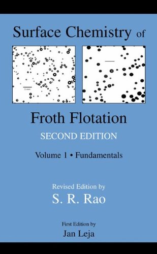 Surface Chemistry Of Froth Flotation: Fundamentals