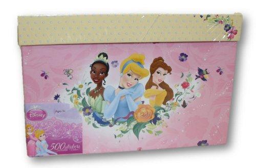 Stickerfitti Disney Princess 500 Stickers with Box