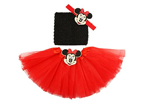 Wholesale Princess Tutu Gift Set Black and Red Minnie