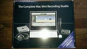the complete mac mini recording studio desktop computers computers accessories. Black Bedroom Furniture Sets. Home Design Ideas