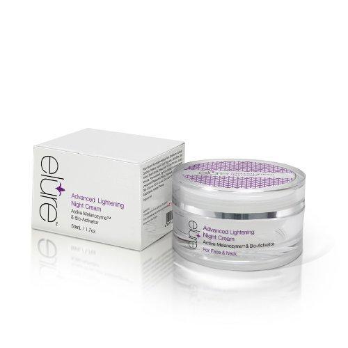 Elure Advanced Brightening Night Cream For Face & Neck 60mL (Elure Advanced Lightening Lotion compare prices)