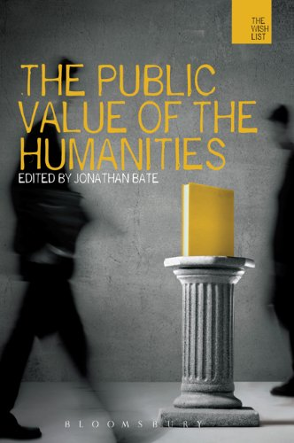 Public Value of the Humanities (The Wish List)