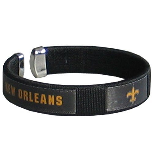 NFL New Orleans Saints Fan Band Bracelet