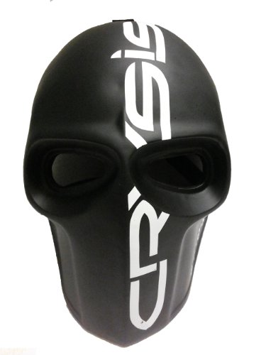 New Unique Handmade The CYSIS Paintball Airsoft BB Gun Mask Black WHITE Army PROTECTIVE GEAR OUTDOOR SPORT And Fancy Party Ghost Masks.