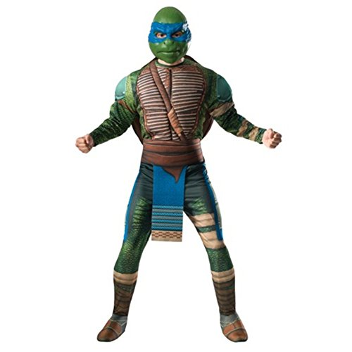 Tmnt Movie Leonardo Deluxe Mens Costume