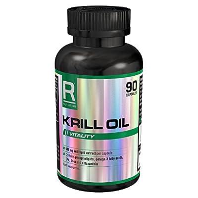 Reflex Nutrition Krill Oil 500mg - 90 Capsules by Reflex Nutrition