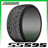 フェデラル/FEDERAL サマータイヤ SS595 17インチ 215/45R17 87V