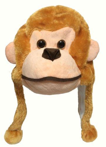 amaletPlay 着ぐるみ 帽子 動物 シリーズ 猿