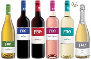 amazoncom sutter home fre nonalcoholic wine variety