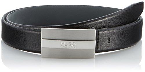 HUGO C-Baxter 10112779 01, Cintura Uomo, Nero (Black 1), 95 cm