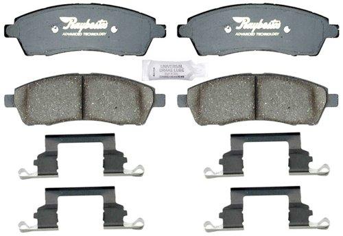 Disc Brake Pad Set-Advanced Technology Ceramic Disc Brake Pad Front fits G8