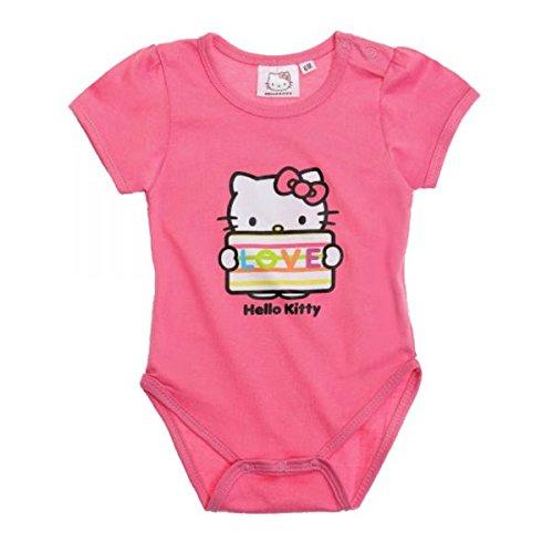 Hello Kitty Babies Body neonato - rosa - 6M