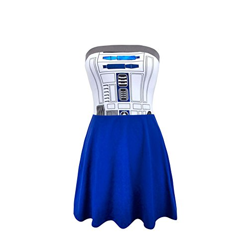 Star Wars R2D2 Women Tube Dress