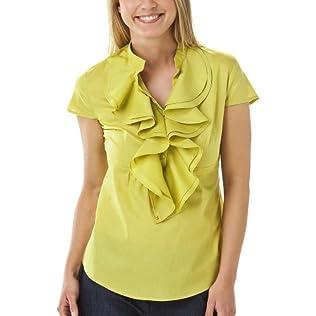 Merona® Collection Women's Savannah Woven Top - Assorted Colors