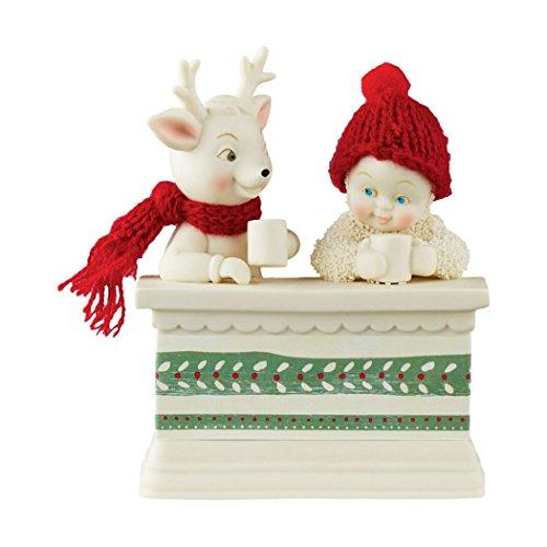 Snowbabies Department 56 Classics Coffee Talk Figurine, 4.76