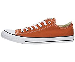 Men\'s All Star Converse Chuck Taylor Ox Casual Shoes (Men 11, Roasted Carrot)