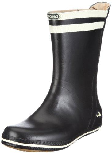 Viking MATROS Boots Unisex-Adult Blue Blau/navy/offwhite Size: 36