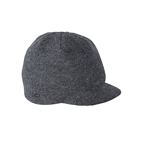 ibex-euro-loden-cap-charcoal-heather
