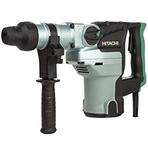 Hitachi DH38MS 1-1/2-Inch SDS Max Rotary Hammer, 8.4 Amp 2-Mode