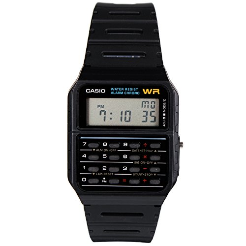 Casio Unisex Quartz Watch  Grey Dial Digital