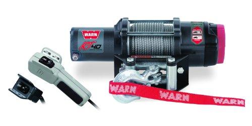 Warn 77000 Rt40 Rugged Terrain 4000-Lb Winch