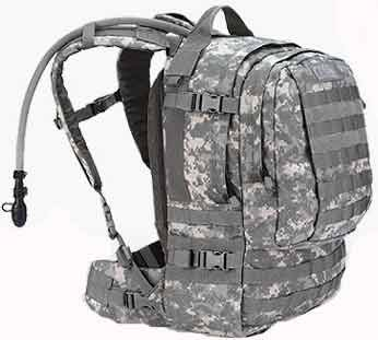 Camelbak Motherlode Hydration Backpack - 100 oz/3.0L Army Universal Camo