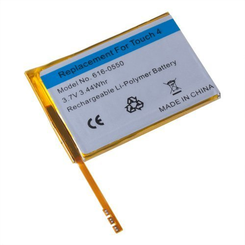 Replacement Battery for iPod Touch 4 4th Gen 16GB 32GB фондурин 917