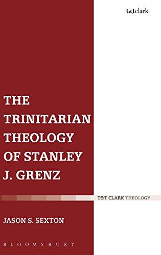 The Trinitarian Theology of Stanley J. Grenz