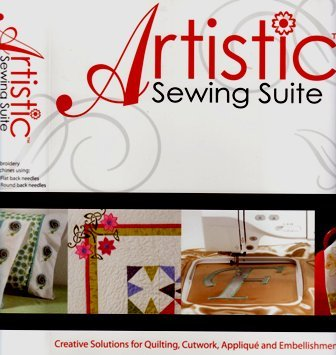 Artistic Sewing Suite for Single Needle Embroidery Machines