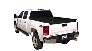 TonnoPro HF-250 HardFold Hard Folding Tonneau Cover - Truck Bed Cover - 2002-2012 Dodge Ram & 2006-2012 Ram Mega Cab With a 6.5' Short Bed plus $59 of Free Accessories
