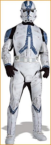 Star Wars Costumes Clone Trooper Adult Costume