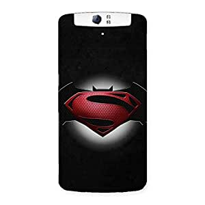 Gorgeous Knight Rivals Back Case Cover for Oppo N1