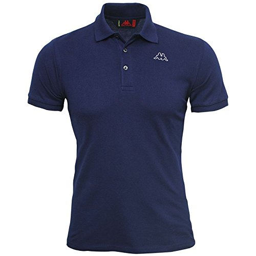 La polo Robe di Kappa - Ned, Medieval blue, Medium