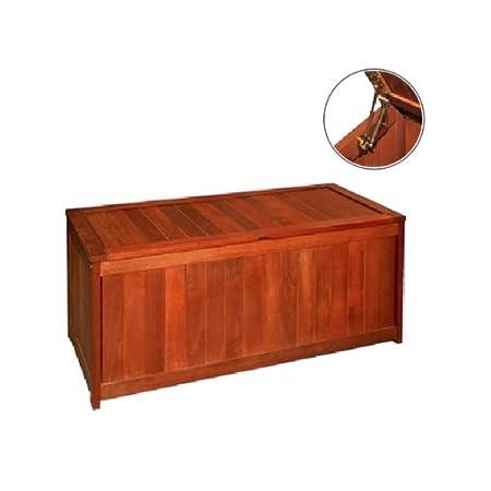 Cassapanca in legno massello 113x52x53