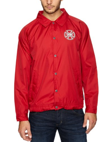 Independent Vault Men's Jacket Cardinal Red Small