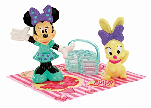 Fisher-Price Disney's Minnie Mouse Pet Picnic Minnie Toy