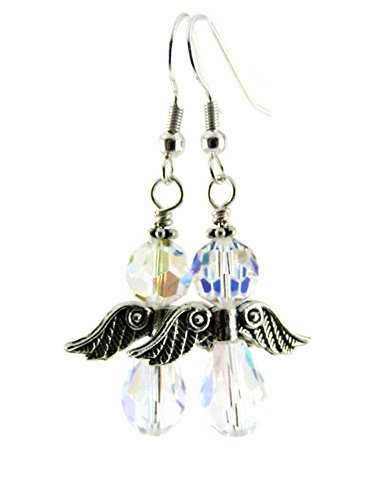 angel-earrings-with-ab-finish-crystal-beads-silvertone-ear-wires