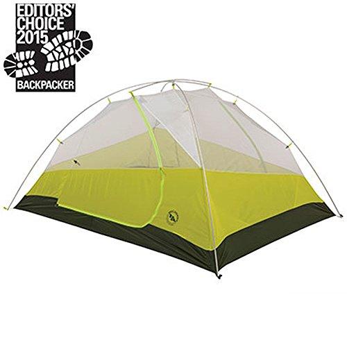 Big Agnes Tumble 3 mtnGLO Tent White/Sulphur