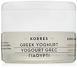 Korres Moisturizing Face Cream, Greek Yoghurt, 1.31 fl. oz.