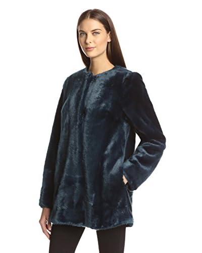 Vince Camuto Women's Faux Fur Coat