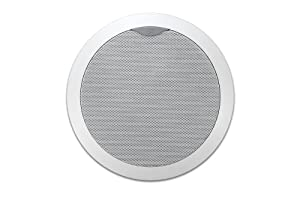 MartinLogan Helos20 In-Ceiling Speaker with Paintable Frame and Grill (Discontinued by Manufacturer)