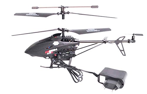"""Azimporter Preschool Children Activity Playset 11"""" Udi U13A 2.4Ghz 3Ch Metal Rc Helicopter W/Video Camera front-279801"""