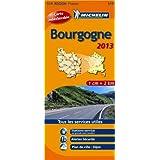 Carte REGION Bourgogne 2013 n°519