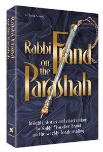 Rabbi Frand On the Parashah