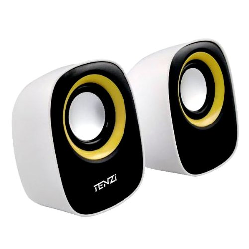 Generic USB Mini Speaker For PC Notebook Distortion-free