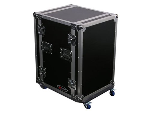 Odyssey Fzsrpar12W Space Saver Amp Rack Rack Case
